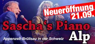 Sascha's Piano Alp