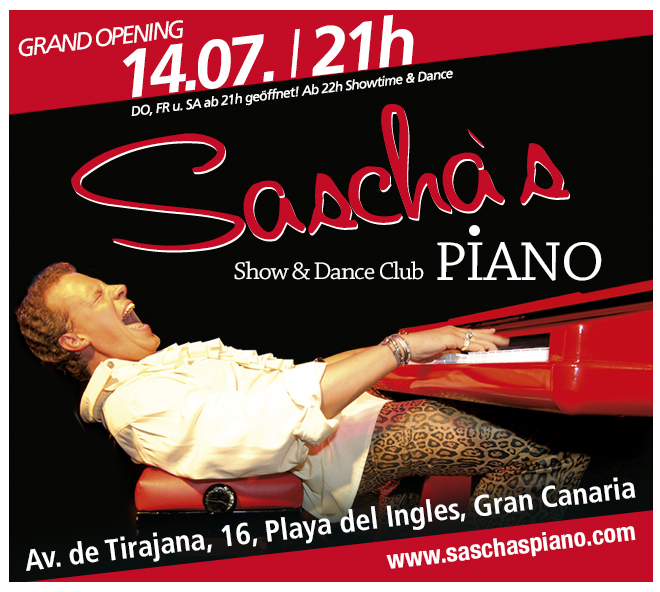 Saschas Piano