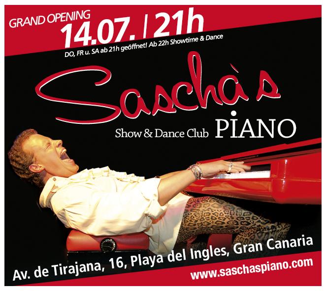 Saschas Piano