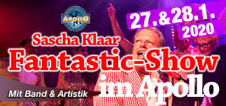 Fantastic-Show im Apollo